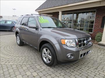 2012 Ford Escape for sale in Bowling Green, OH