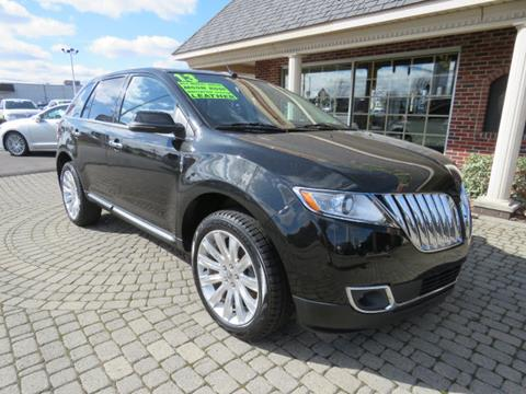 2013 Lincoln MKX for sale in Bowling Green, OH