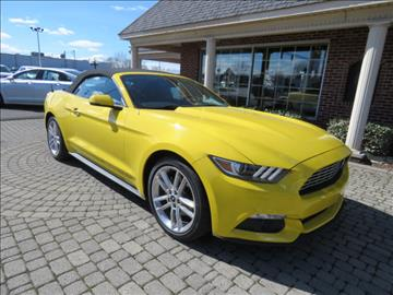 2016 Ford Mustang for sale in Bowling Green, OH