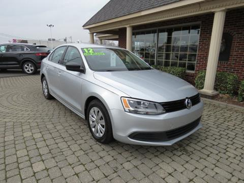 2012 Volkswagen Jetta for sale in Bowling Green, OH