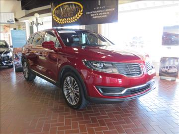 2016 Lincoln MKX for sale in Bowling Green, OH