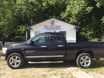 2007 Dodge Ram Pickup 1500 for sale in Fayetteville, NC