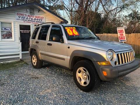 2006 Jeep Liberty for sale in Fayetteville, NC