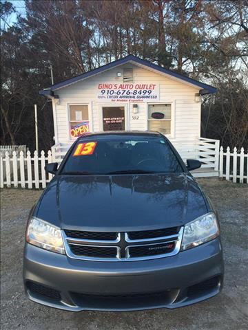 2013 Dodge Avenger for sale in Fayetteville, NC