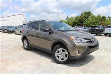 2015 Toyota RAV4 for sale in Homestead, FL