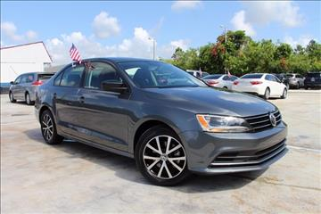 2016 Volkswagen Jetta for sale in Homestead, FL