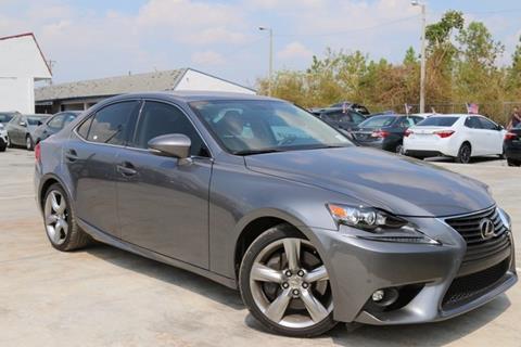 2015 Lexus IS 350 for sale in Homestead, FL