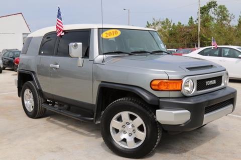 2010 Toyota FJ Cruiser for sale in Homestead, FL