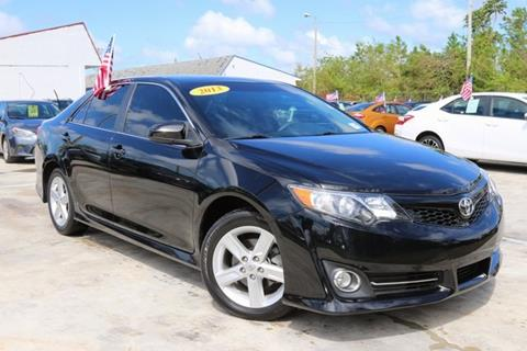 2013 Toyota Camry for sale in Homestead, FL