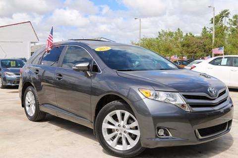 2013 Toyota Venza for sale in Homestead, FL