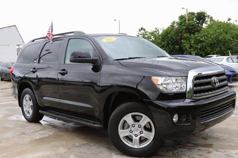 2012 Toyota Sequoia for sale in Homestead, FL