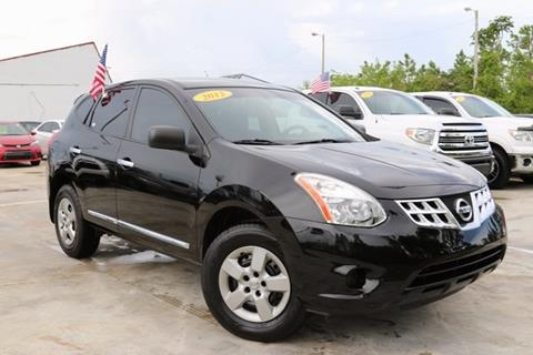 2012 Nissan Rogue for sale in Homestead, FL