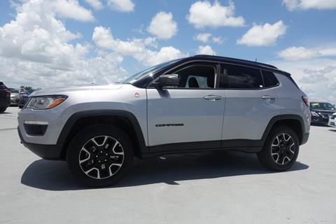 2019 Jeep Compass for sale in Homestead, FL
