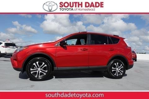 2016 Toyota RAV4 for sale in Homestead, FL