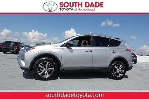 2017 Toyota RAV4 for sale in Homestead, FL