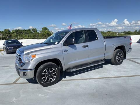 2016 Toyota Tundra for sale in Homestead, FL