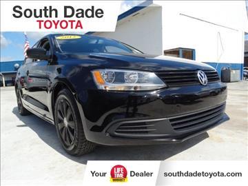 2012 Volkswagen Jetta for sale in Homestead, FL