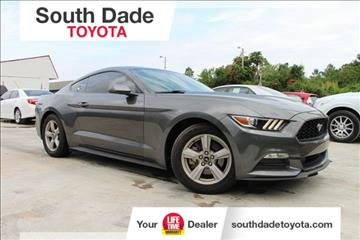 2016 Ford Mustang for sale in Homestead, FL