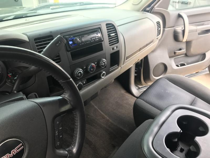 2010 GMC Sierra 1500 for sale at North Texas Motorsports in Denton TX
