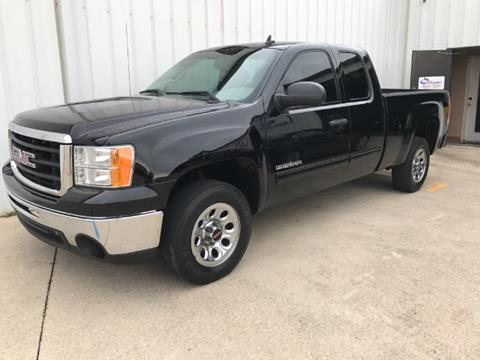 2010 GMC Sierra 1500 for sale at North Texas Motorsports in Denton TX