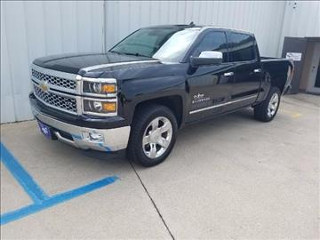 2014 Chevrolet Silverado 1500 for sale at North Texas Motorsports in Denton TX
