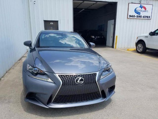 2014 Lexus IS 350 for sale at North Texas Motorsports in Denton TX