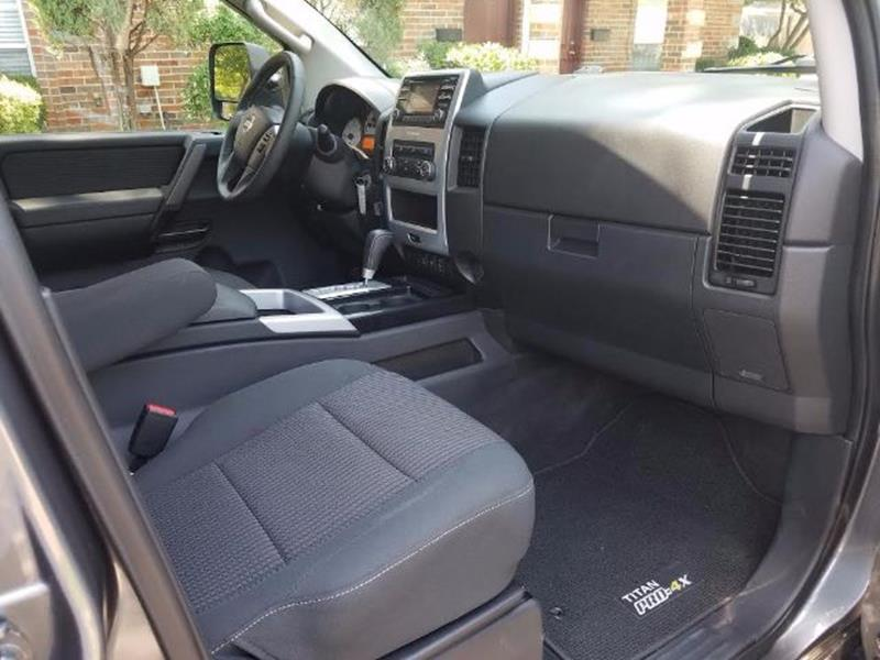 2014 Nissan Titan for sale at North Texas Motorsports in Denton TX