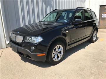 2009 BMW X3 for sale at North Texas Motorsports in Denton TX