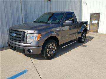 2009 Ford F-150 for sale at North Texas Motorsports in Denton TX