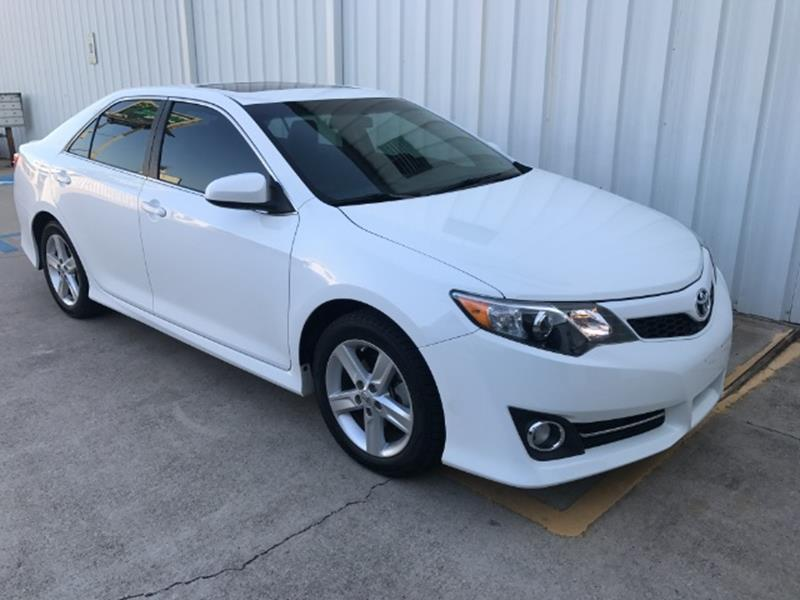 2014 Toyota Camry for sale at North Texas Motorsports in Denton TX