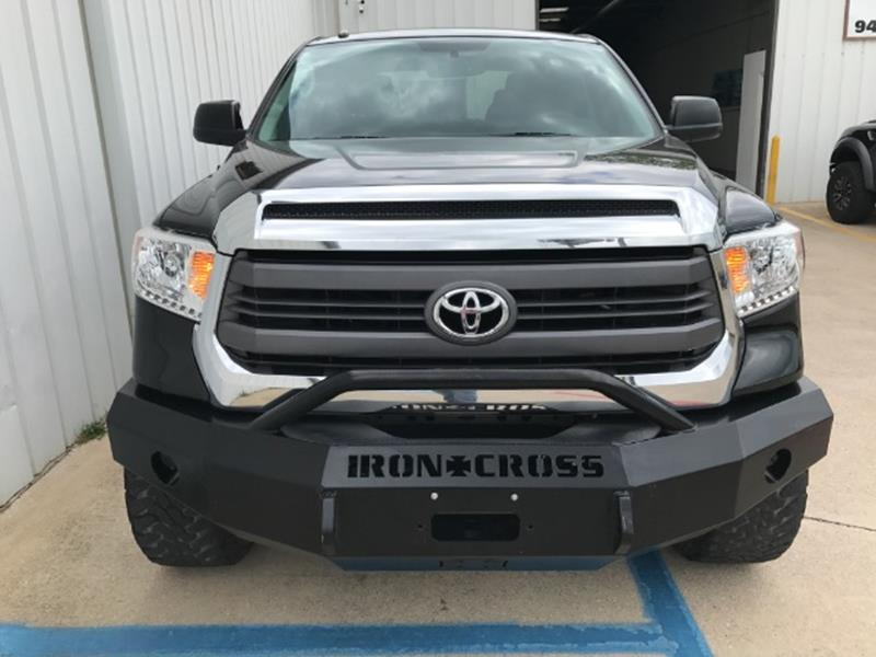2015 Toyota Tundra for sale at North Texas Motorsports in Denton TX