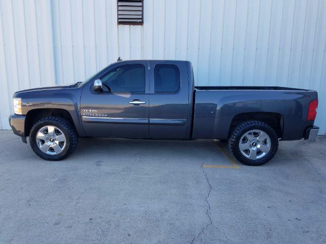 2010 Chevrolet Silverado 1500 for sale at North Texas Motorsports in Denton TX