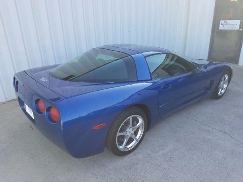 2003 Chevrolet Corvette for sale at North Texas Motorsports in Denton TX