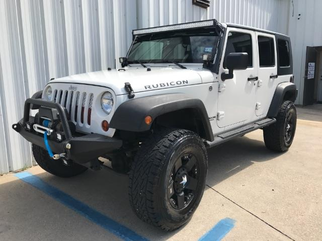 2010 Jeep Wrangler Unlimited for sale at North Texas Motorsports in Denton TX