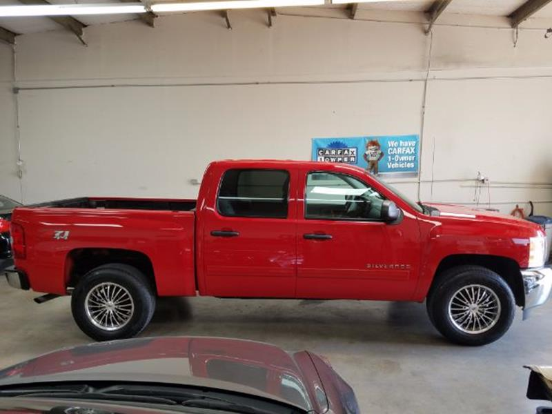 2013 Chevrolet Silverado 1500 for sale at North Texas Motorsports in Denton TX