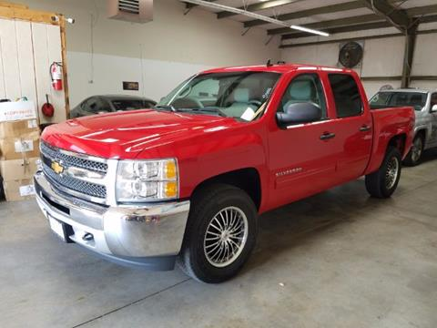 2013 Chevrolet Silverado 1500 for sale at North Texas Motorsports in Denton TX