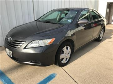 2008 Toyota Camry for sale at North Texas Motorsports in Denton TX