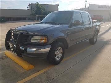 2003 Ford F-150 for sale at North Texas Motorsports in Denton TX