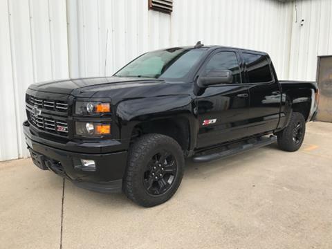 2015 Chevrolet Silverado 1500 for sale at North Texas Motorsports in Denton TX