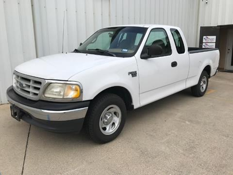 1999 Ford F-150 for sale at North Texas Motorsports in Denton TX