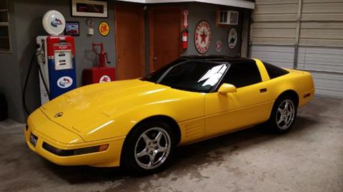 1994 Chevrolet Corvette for sale at North Texas Motorsports in Denton TX
