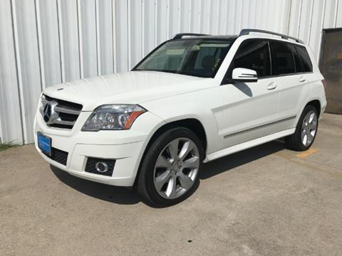 2011 Mercedes-Benz GLK for sale at North Texas Motorsports in Denton TX