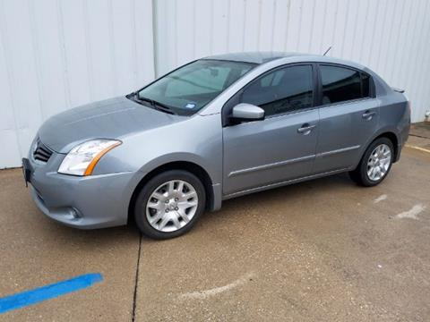 2011 Nissan Sentra for sale at North Texas Motorsports in Denton TX