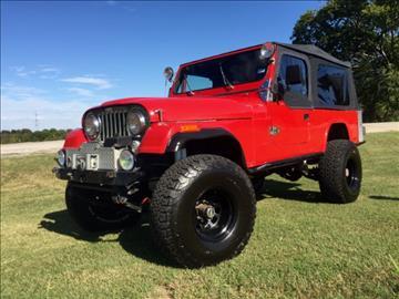 1982 Jeep Scrambler for sale in Denton, TX