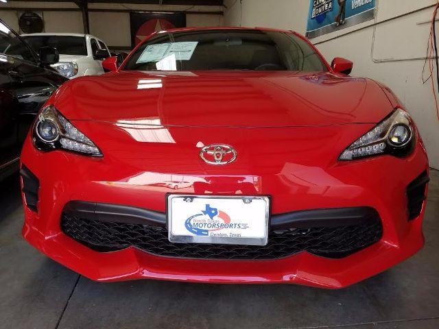 2017 Toyota 86 for sale at North Texas Motorsports in Denton TX
