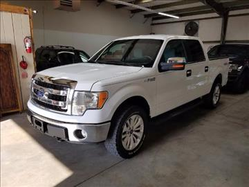 2013 Ford F-150 for sale at North Texas Motorsports in Denton TX