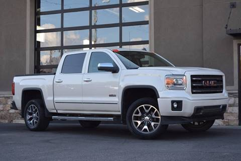 2014 GMC Sierra 1500 for sale in Salt Lake City, UT