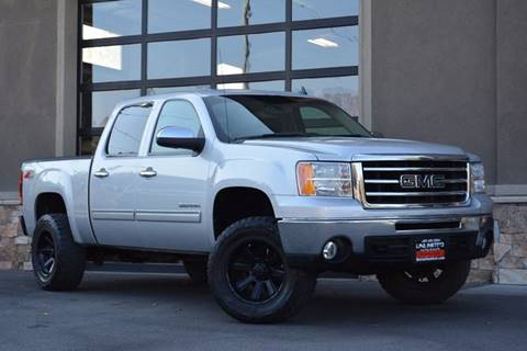 2013 GMC Sierra 1500 for sale in Salt Lake City, UT