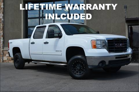 2010 GMC Sierra 2500HD for sale in Salt Lake City, UT