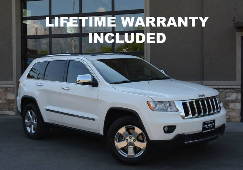 2011 Jeep Grand Cherokee 4x4 Limited 4dr SUV   Salt Lake City UT